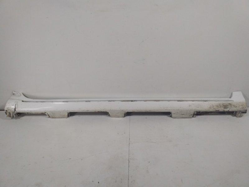Порог правый Toyota Camry 50 V50 2011 правый 7585133100 (б/у)