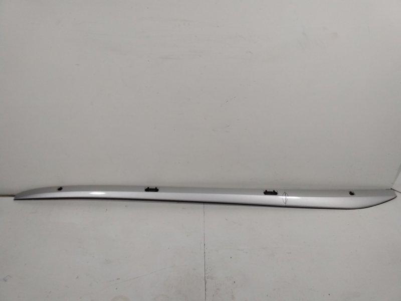 Рейлинг на крышу Toyota Highlander 3 XU50 2014> левый 634700e121 (б/у)