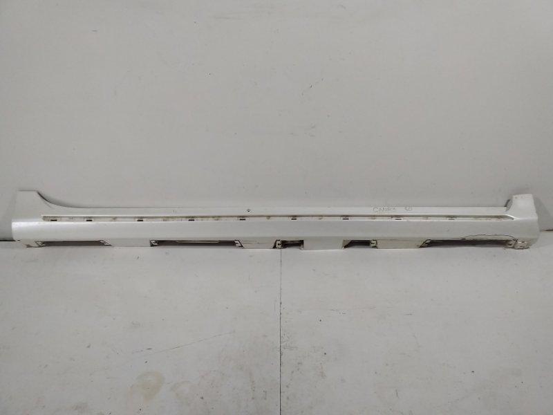 Порог правый Toyota Camry 50 V50 2011> правый 7585133100 (б/у)