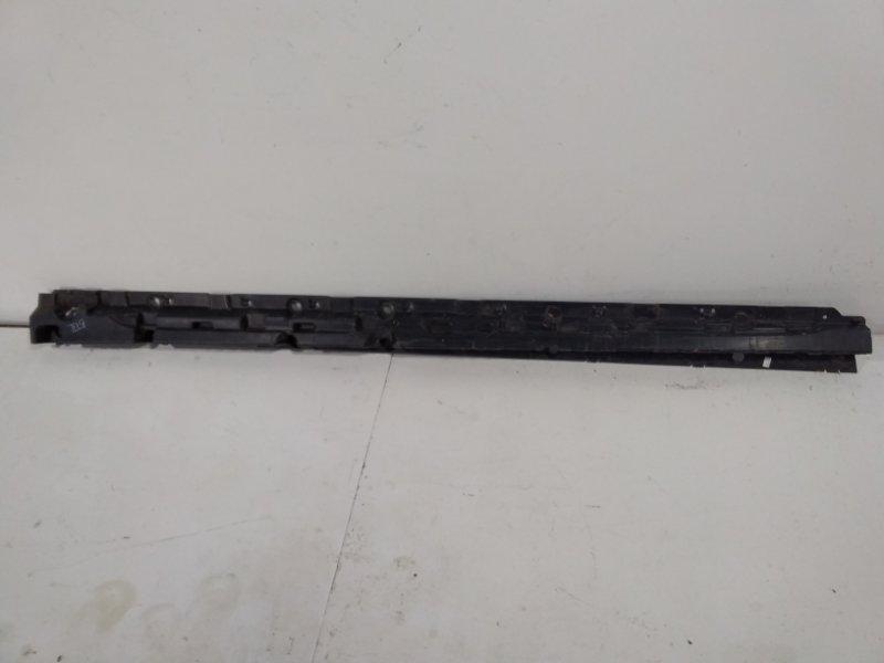 Кронштейн подножки Bmw X5 F15 2013> левый 51777294383 (б/у)