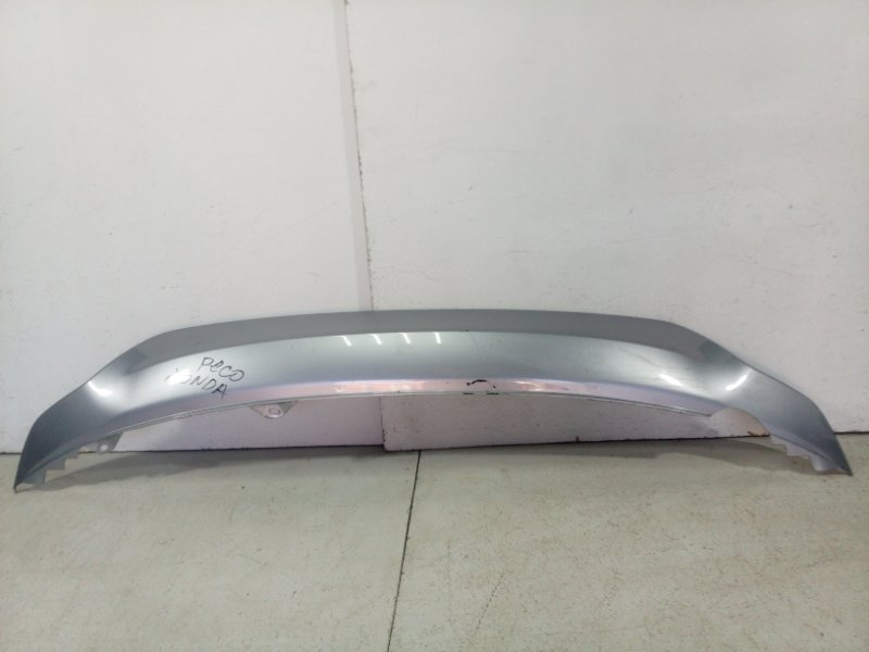 Накладка заднего бампера Honda Cr-V RT 2012> задняя 71510T1EE00 (б/у)