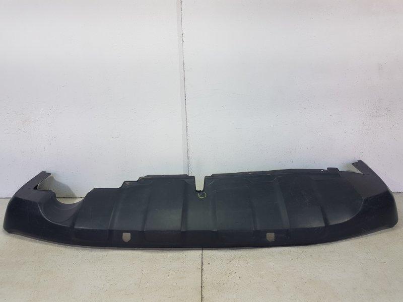 Бампер задний (нижняя часть) Honda Cr-V RE 2007 задний 71502SWAA00 (б/у)