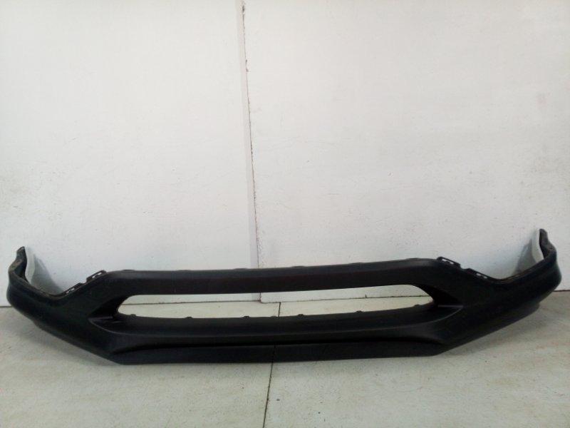 Накладка переднего бампера Honda Cr-V RE 2012> передняя 71102T1GG00 (б/у)