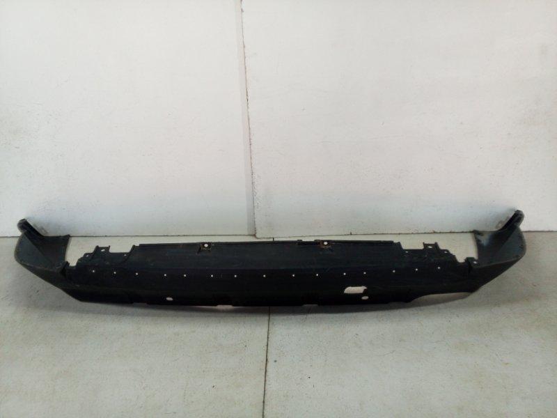 Бампер задний (нижняя часть) Mitsubishi Outlander 2 CW 2006 задний 6410A297K (б/у)