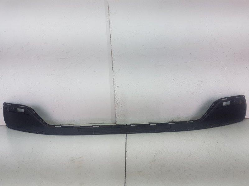 Накладка заднего бампера Kia Ceed 2 JD 2012> задняя 86683A2000 (б/у)