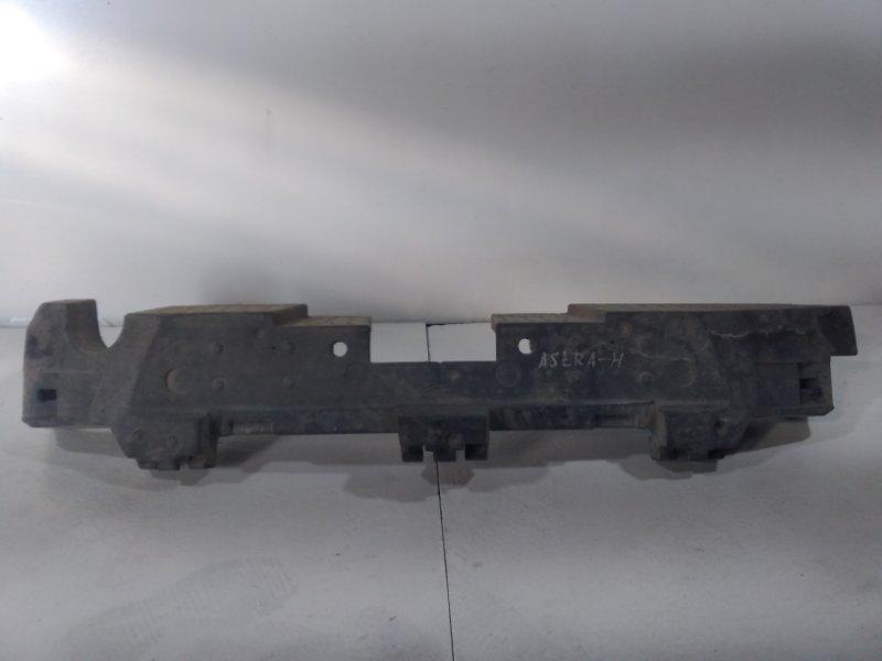 Наполнитель заднего бампера (абсорбер) Opel Astra H L48 2004 задний 94706875 (б/у)