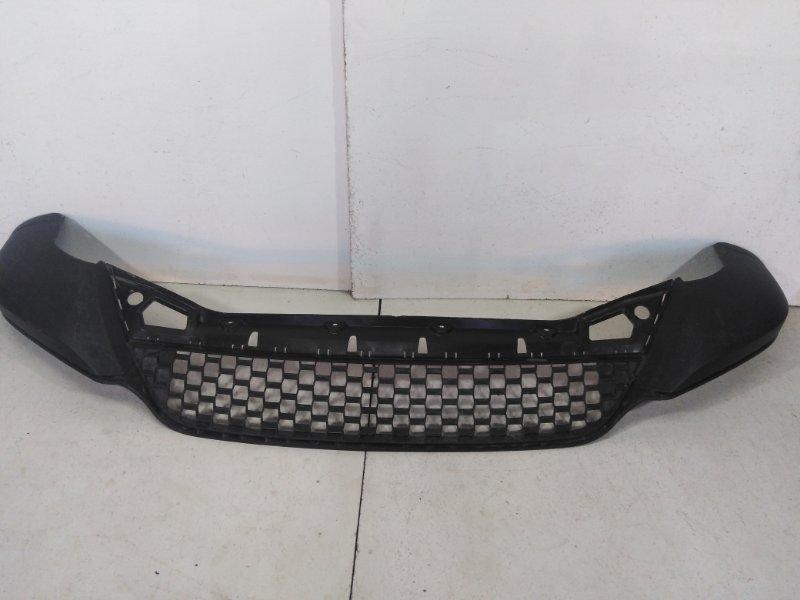 Бампер передний (нижняя часть) Volkswagen Tiguan 1 NF 2011 передний 5N0805903K9B9 (б/у)