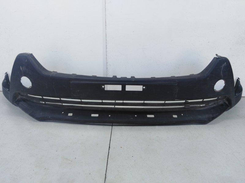 Бампер передний (нижняя часть) Toyota Rav4 XA40 2013> передний 5241142030 (б/у)