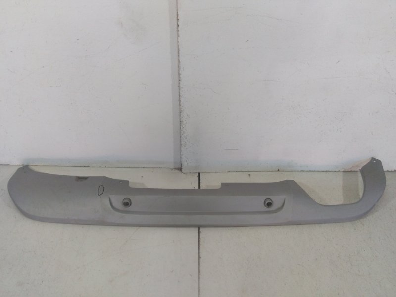 Накладка заднего бампера Bmw X1 E84 2009 задняя 51127303804 (б/у)