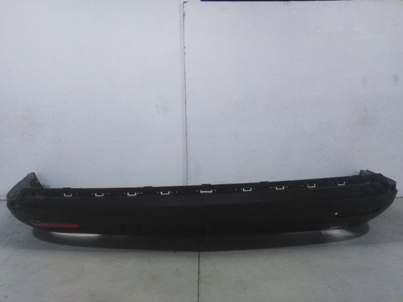 Бампер задний (нижняя часть) Volkswagen Jetta 5 1K 2005 задний 1K5807521A9B9 (б/у)