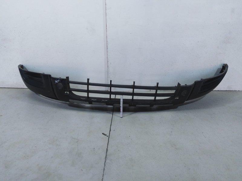 Бампер передний (нижняя часть) Skoda Yeti 5L 2009> передний 5L08070619B9 (б/у)