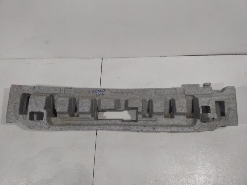 Наполнитель заднего бампера (абсорбер) Chevrolet Cobalt T250 2011 задний 94730537 (б/у)