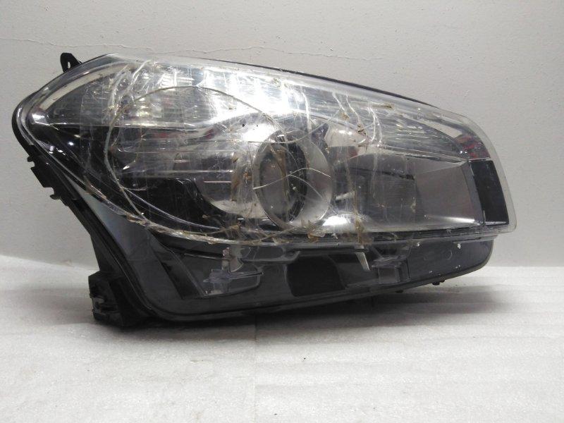 Фара правая Nissan Qashqai 1 J10 2006 передняя правая 26010BR00B (б/у)