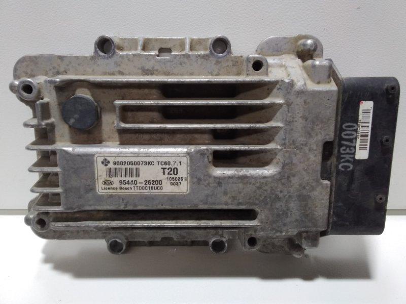 Блок управления акпп Kia Cerato 2 TD 2009 9544026200 (б/у)