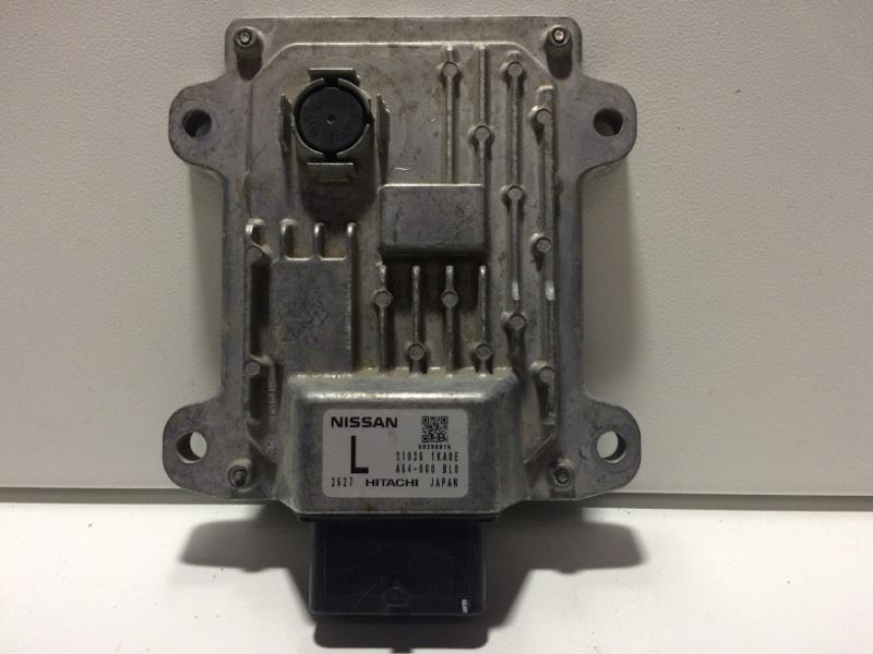 Блок управления акпп Nissan Juke F15 2011> 310361KA0E (б/у)