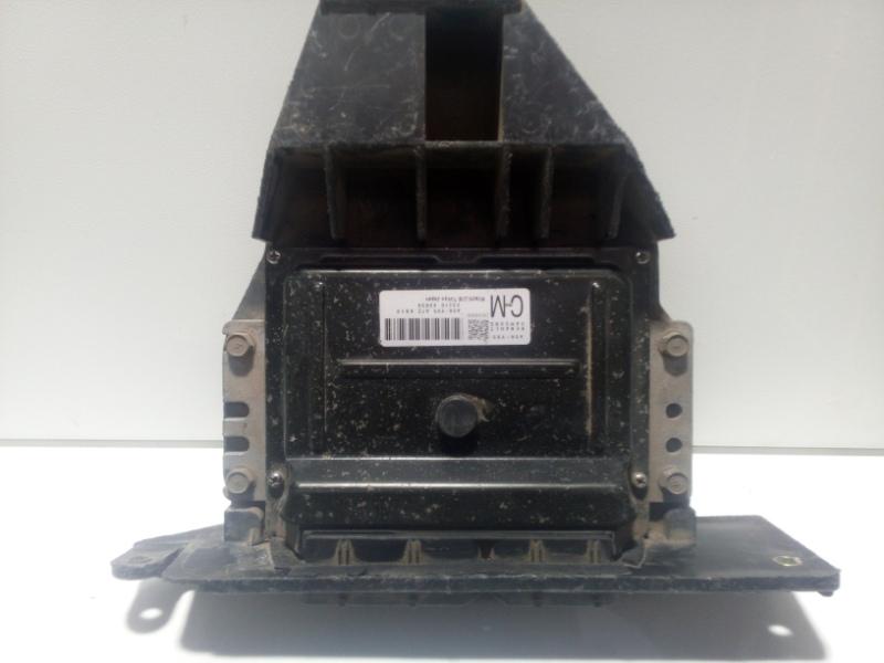Блок управления двигателем Nissan Almera Classic B10 2006 2261195F0E (б/у)