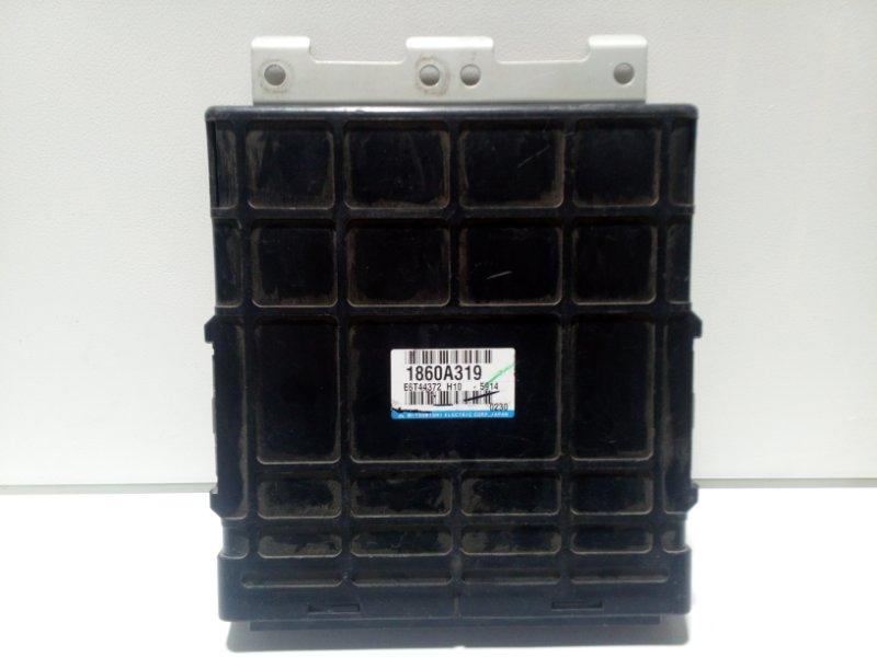 Блок управления двигателем Mitsubishi Lancer 9 CS 2003 1860A318 (б/у)