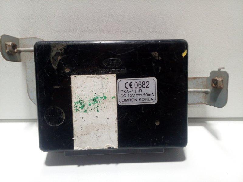 Блок электронный Hyundai Tucson 1 JM 2004 954002E210 (б/у)