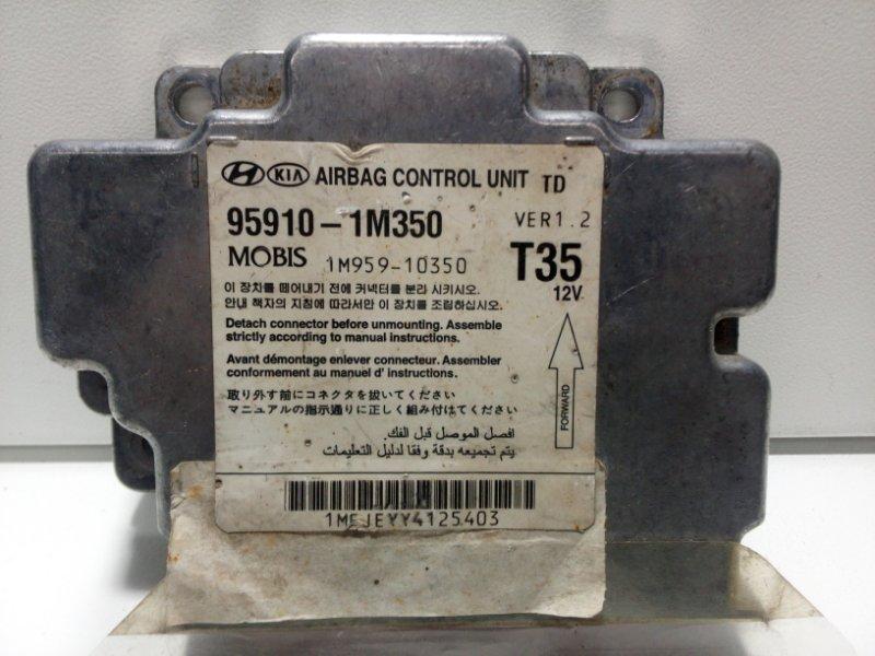 Блок управления air bag Kia Cerato 2 TD 2009 959101M350 (б/у)