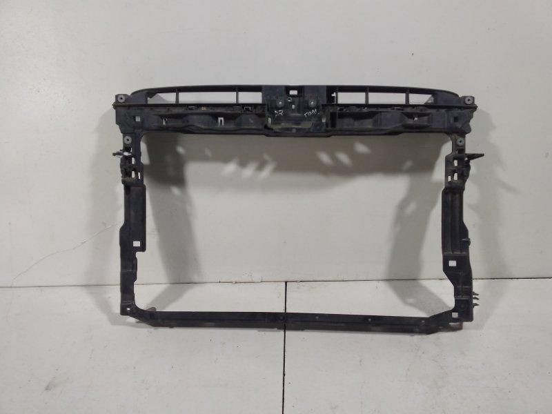 Панель передняя (телевизор) Volkswagen Golf 7 MK7 2012> передний 5G0805588Q (б/у)