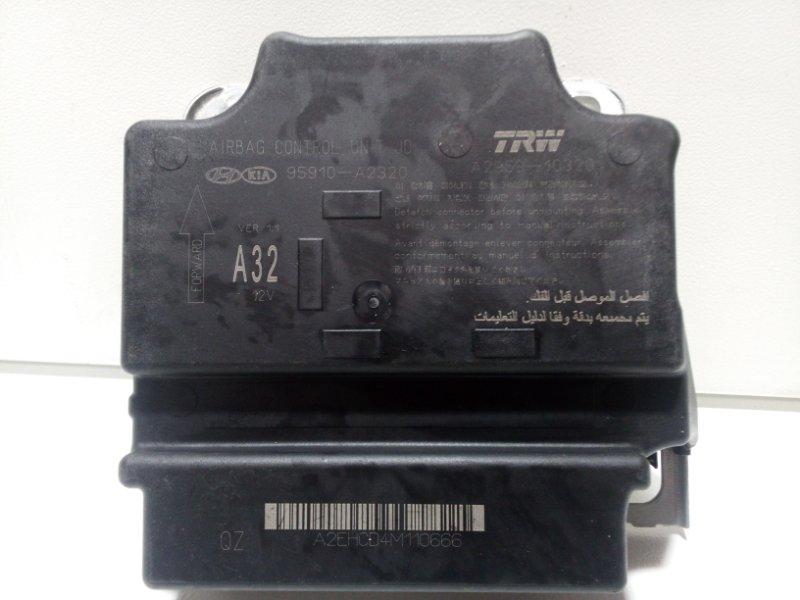 Блок управления двигателем Kia Ceed 2 JD 2012> 95910A2320 (б/у)