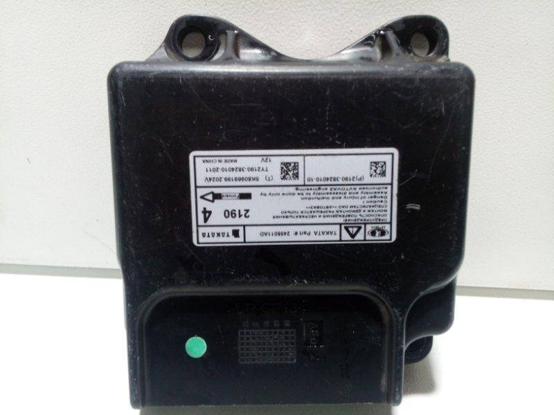 Блок управления air bag Lada Granta 1117 2004 21900382401010 (б/у)