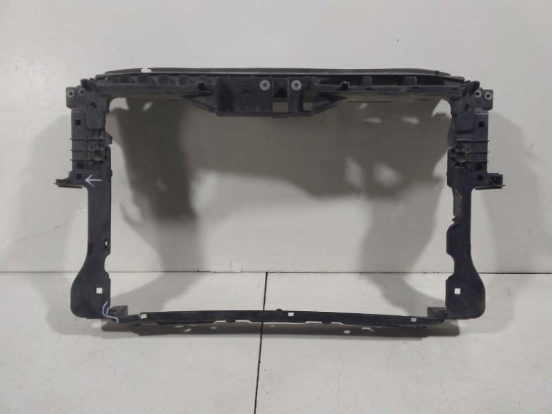 Панель передняя (телевизор) Volkswagen Tiguan 1 NF 2007 передний 5N0805588F (б/у)