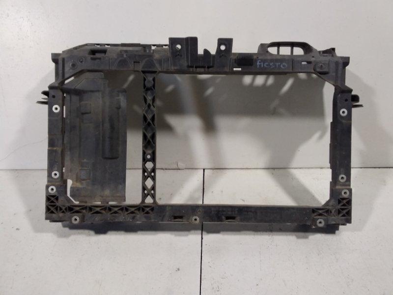 Панель передняя (телевизор) Ford Fiesta CB1 2008> передний 1712660 (б/у)