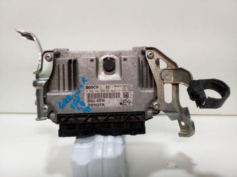 Блок управления двигателем Toyota Corolla 150 E150 2006 8966102E90 (б/у)