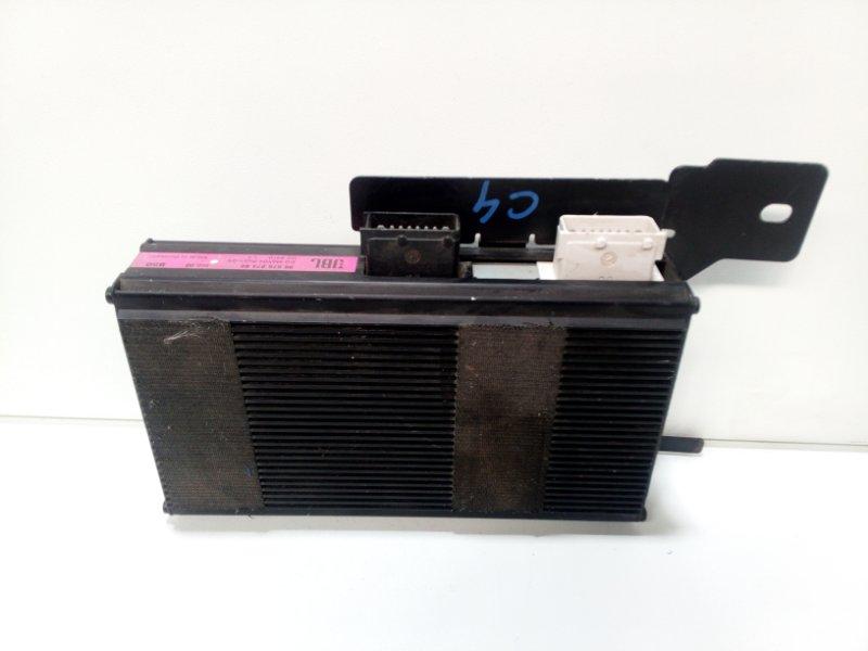 Усилитель звука Citroen C4 LC 2005 9657687480 (б/у)