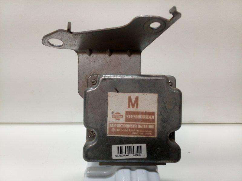 Блок управления акпп Nissan Note C11 2006 310369U10A (б/у)