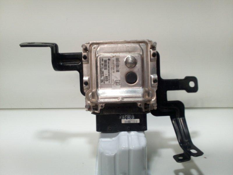 Блок управления двигателем Hyundai Solaris 1 RB 2010 391132B670 (б/у)