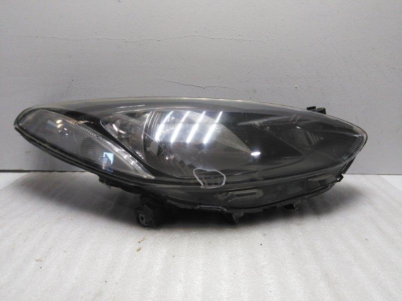 Фара правая Mazda 2 DE 2007 передняя правая DF71510K0G (б/у)