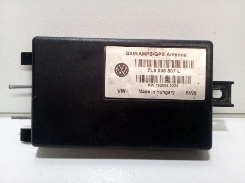 Антенна Volkswagen Touareg 1 GP 2002 7L6035507L (б/у)