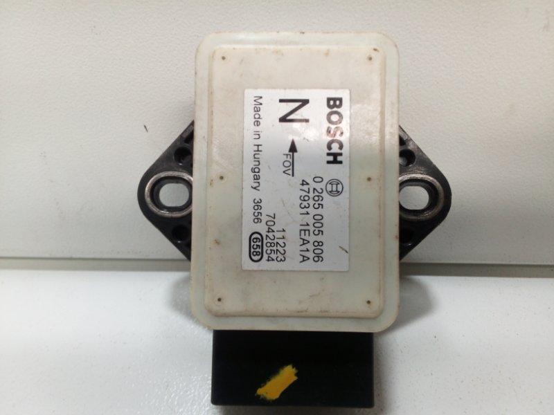 Датчик ускорения Nissan Teana J32 2008 479311EA1A (б/у)