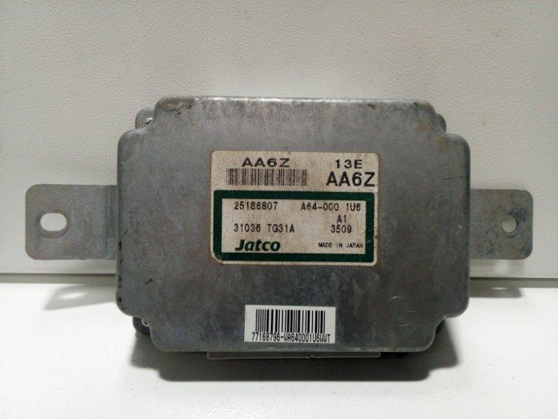 Блок управления акпп Chevrolet Spark 3 M300 2010 25186807 (б/у)