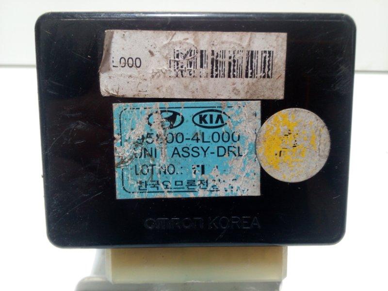 Блок управления светом Hyundai Solaris 1 RB 2010 958004L000 (б/у)