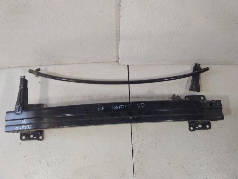 Усилитель переднего бампера Kia Cerato 3 YD 2013> передний 86530A7000 (б/у)