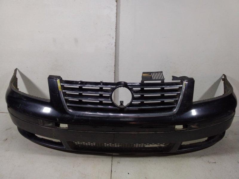 Бампер передний Volkswagen Sharan 7M 2004 передний 7M3807221FGRU (б/у)