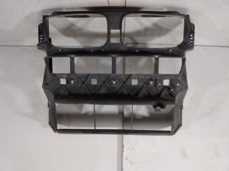 Панель передняя (телевизор) Bmw X5 E70 2007 передний 51647222952 (б/у)