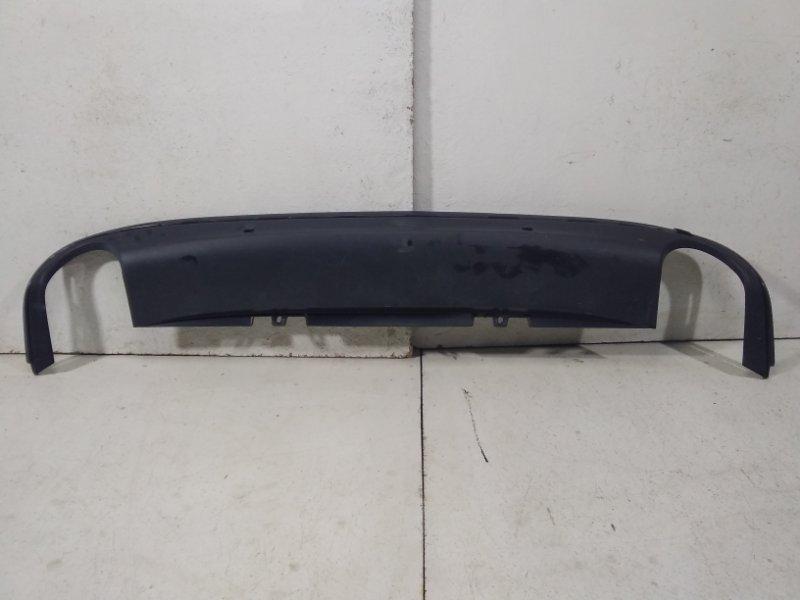 Накладка заднего бампера Volvo S60 FH 2010> задняя 31353703 (б/у)