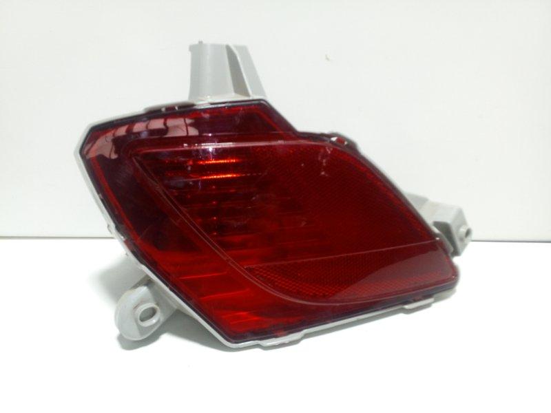 Фонарь задний противотуманный Mazda Cx-5 KE 2012 задний правый KD7751650A (б/у)