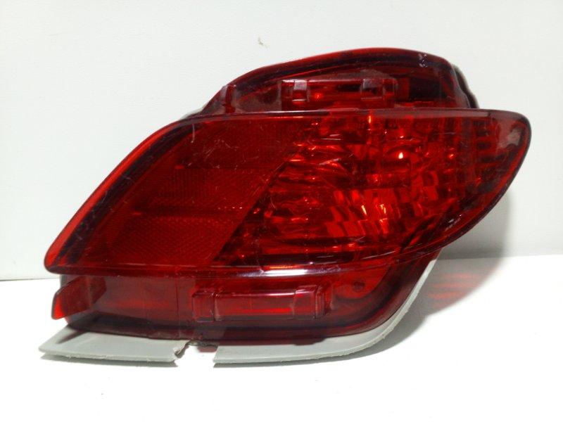 Фонарь противотуманный Lexus Rx AL10 2GRFE 2009 задний левый 8149048020 (б/у)