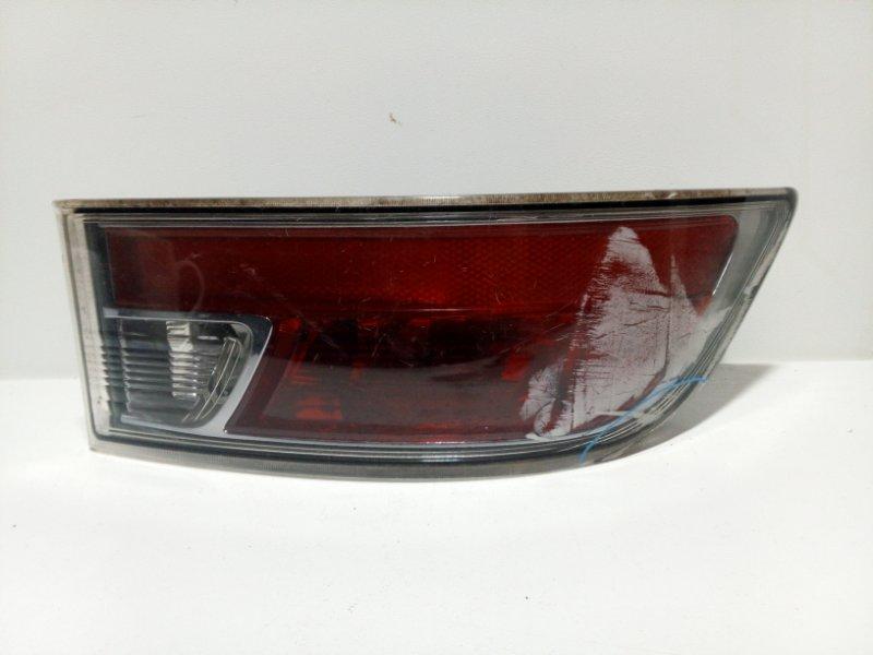 Фонарь противотуманный Lexus Gx 2012 задний левый 8168160130 (б/у)