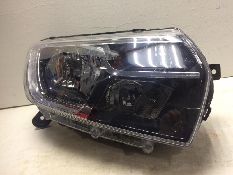 Фара правая Renault Logan 2 L8 2014> передняя правая 260100437R (б/у)