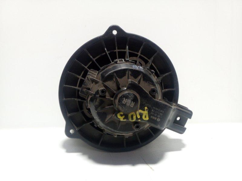 Моторчик отопителя Kia Rio 3 QB 2011 971114L000 (б/у)