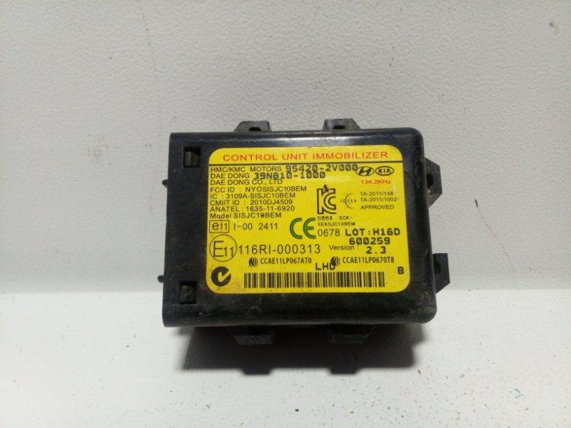 Иммобилайзер Kia Ceed 2 JD 2012> 954202V000 (б/у)
