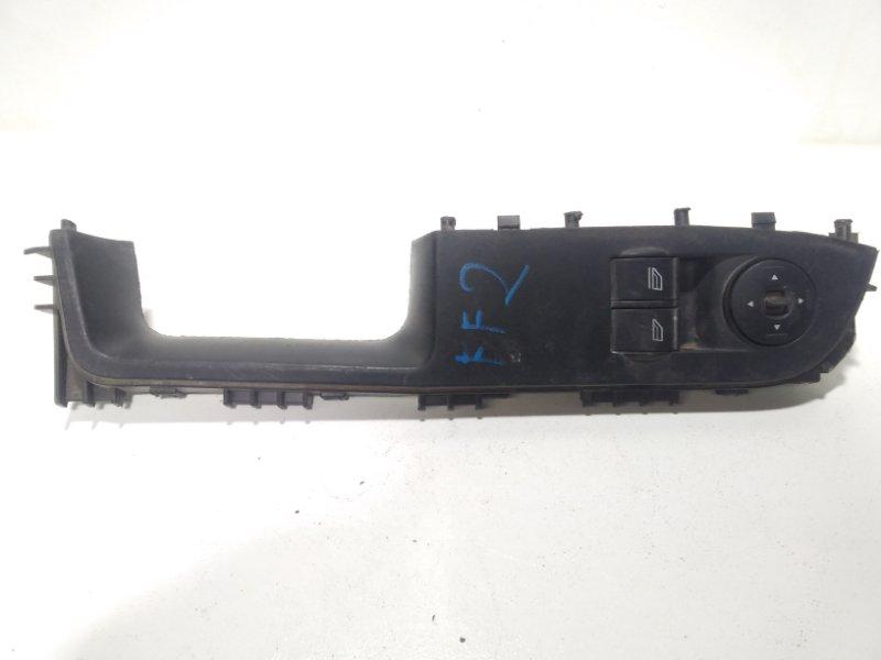 Блок управления стеклоподъёмниками Ford Focus 2 CB4 2005 передний левый 7M5T14529BA (б/у)