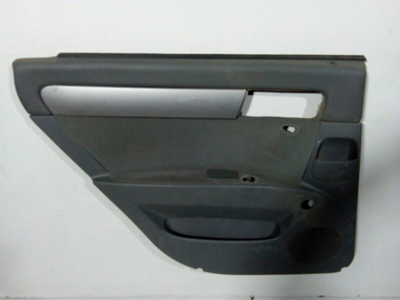 Обшивка двери задней левой Chevrolet Lacetti J200 2003 задняя левая 96864264 (б/у)