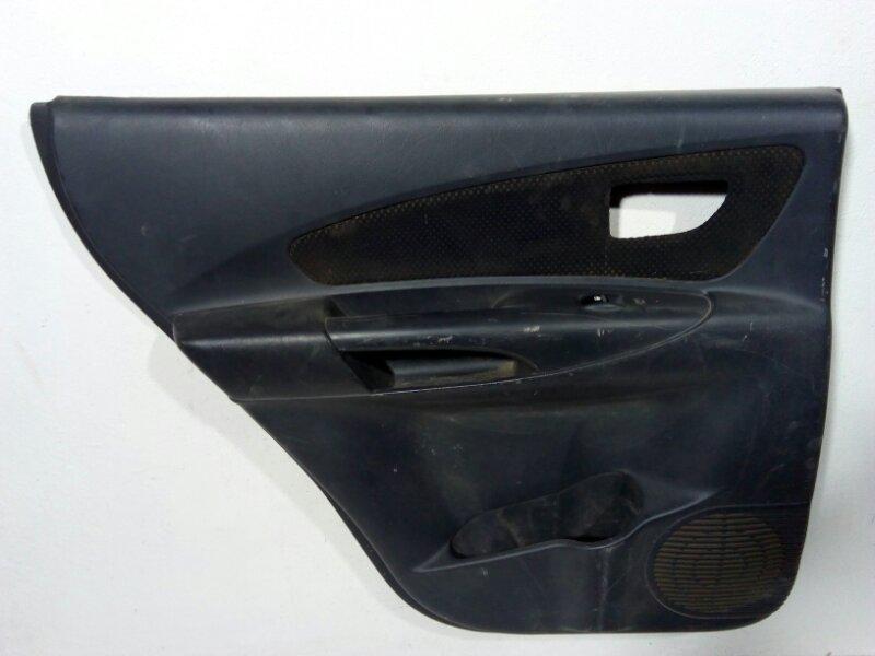 Обшивка двери задней левой Hyundai Tucson 1 JM 2004 задняя левая 833712E000 (б/у)